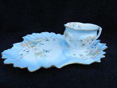 images of porcelain snack sets - Google Search
