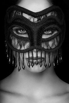 lace, cutout, mysterious, dark, hidden, bold, sleek