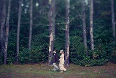 """""""follow me into the woods""""  """"okay""""  >> clayton austin"""