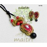 terracotta-jewelry-small-sets-smt26  Maitri Crafts www.maitricrafts.com https://www.facebook.com/maitricrafts.maitri