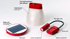 BRIGHT is looking to bring solar-powered lamps to developing nations.