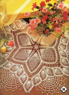 Magic crochet № 28 - Edivana - Picasa Web Albums