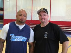 Father Lenny (Teams for Teens w/Patrolman Troy Enos)