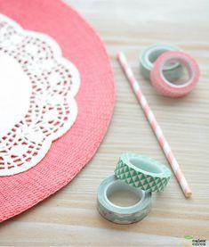 Cestos hechos con blondas - Todo Bonito Paper Doily Crafts, Doilies Crafts, Paper Doilies, Ideas Para Fiestas, Peppa Pig, Party Favors, Origami, Diy And Crafts, Decoration