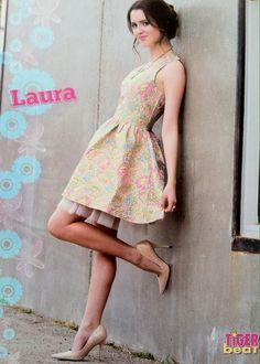 Laura Marano in tiger beat magazine