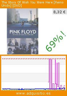 The Story Of Wish You Were Here [Reino Unido] [DVD] (DVD). Baja 69%! Precio actual 8,32 €, el precio anterior fue de 27,06 €. Por Pink Floyd. http://www.adquisitio.es/jrb-prod-dist-y-comun-sl/the-story-of-wish-you