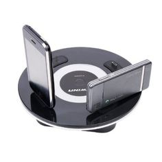 Universal Charging Dock Cradle Station | Charges up to six devices simultaneously.