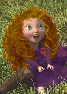 I love brave! And I love merida! Next to mulan :) then its Rapunzel and bell Disney Pixar, Gif Disney, Disney Animation, Disney And Dreamworks, Disney Magic, Disney Art, Disney Characters, Disney Princesses, Pocket Princesses
