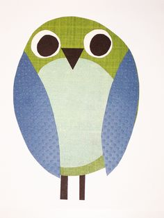 'Daddy Owl' from The Modern Domestic Diva