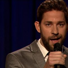 Fall in Love With John Krasinski Lip Syncing to Katy Perry [VIDEO]