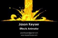 Jason Keyser | Effects Animation Reel