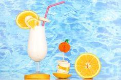 Topfen - Shake - Rezept Lassi, Frappe, Smoothie, Drinks, Outdoor Decor, Drinking, Beverages, Smoothies, Drink