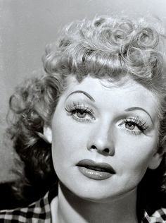 https://flic.kr/p/8To7KM | A Lovely Expression | Lucille Ball