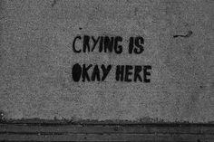 """llorar está bien"""