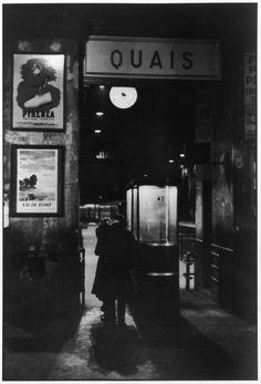 Henri Cartier-Bresson, Gare de l'Est ou Gare du Nord, Paris, France, 1958. © Henri Cartier-Bresson/Magnum Photos.