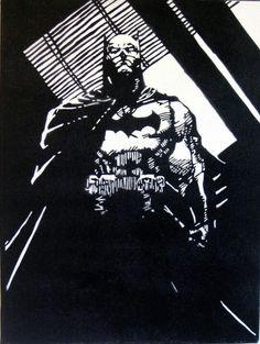 Frank millers batman