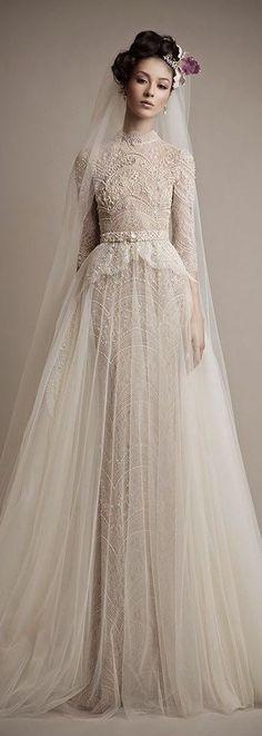 Ersa Atelier 2015 Bridal Collection by lamarre.emilie