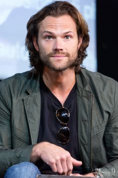 Jared Padalecki : Jus In Bello convention, Rome, Italy, 20 May 2017