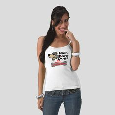 Men are dogs shirt.   $25.00
