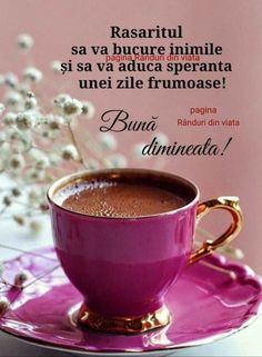 Coffee Time, Tea Cups, Tableware, Quote, Beauty, Gud Morning Images, Good Day Quotes, Be Nice, Good Morning