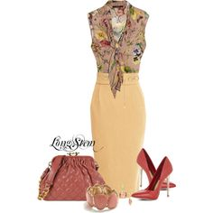"""Untitled #400"" by longstem on Polyvore"