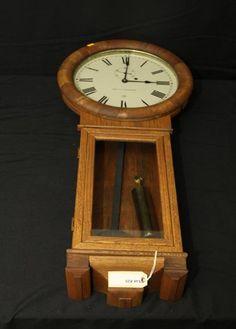 manross prichard co improved brass clocks ogee style
