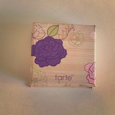 "Tarte Amazonian Clay Eyeshadow Quad Only used twice! In the shade ""In the Buff"". Tarte Makeup Eyeshadow"