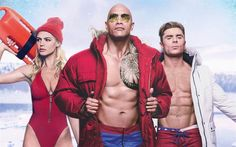 Baywatch, lifeguards, 2017 movie, Kelly Rohrbach, Dwayne Johnson, Zac Efron, comedy