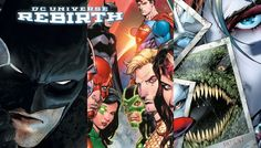 Rezension: Rebirth Specials zu Batman, Justice League und Suicide Squad