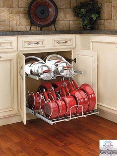 Modern kitchen pantry