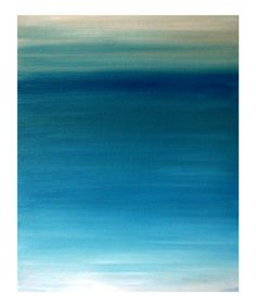 Ocean blue
