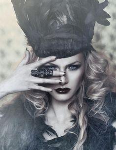 Ice Queen - Snow White  + Ice Queen + Texture @ www.creativeactionsandpresets.com