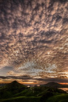 ~~Harbour Cone and Mt Charles | Otago Peninsula, Dunedin, New Zealand | by davidandsus~~