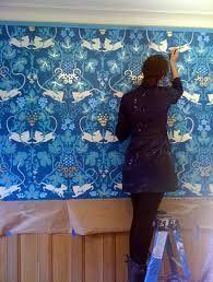 martha stewart hand painted wall murals - Google Search