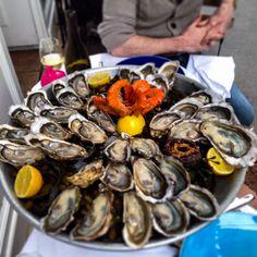 Oysters, Paris