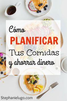 Planificar tus comidas