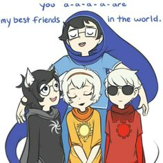 I really like this crossover. <3