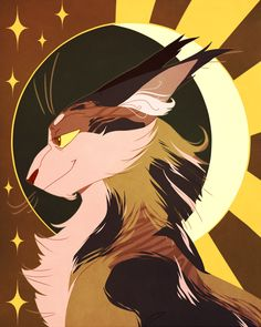 Sol by ninetail-fox.deviantart.com on @DeviantArt