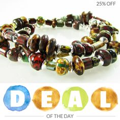 Today Only! 25% OFF this item.  Follow us on Pinterest to be the first to see our exciting Daily Deals. Today's Product: Friendship Bracelet Set, Czech Glass Beaded Bracelet, Glass Beads, Multi Strand Bracelet Set, Boho Bracelet Buy now: https://www.etsy.com/listing/466820254?utm_source=Pinterest