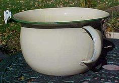 chamber pot - Google Search
