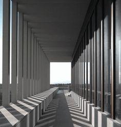 classic - museum of modern literature in Marbach am Necker, german , david chipperfield