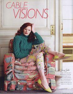 Debbie Bliss Knitting Magazine  2014 秋冬 - 紫苏 - 紫苏的博客