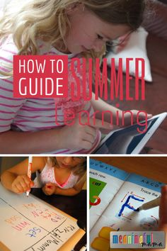 How to Create a Summer Learning Plan