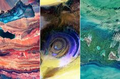 See the Most Stunning Images of Earth from Landsat's Space Operation