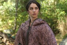 Jack turned out to the the witch killer on Once Upon a Time, but does he have another secret identity? Fantasy Tv Shows, High Fantasy, Drizella Tremaine, Sara Canning, Adeline Kane, Anastasia Musical, Ouat Characters, Medieval, Dark Fairytale