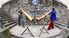 Adèle  Zalem, Didgeridoo Duet
