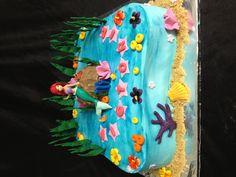 Victoria's 2nd Birthday Cake