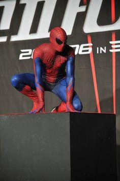 The Amazing Spider-Man!