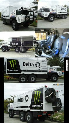 Heavy Duty Trucks, Old Tractors, Expedition Vehicle, Camping, New Trucks, Monster Energy, Offroad, Diesel, Monster Trucks