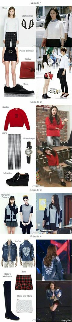 62 Best The Heirs K-drama Fashion images in 2018 | The heirs